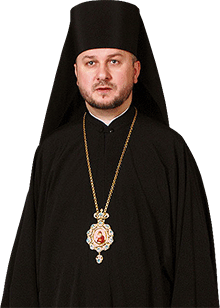 Eastern Eparchy of the Ukrainian Orthodox Church of Canada, UOCC, Bishop Andriy